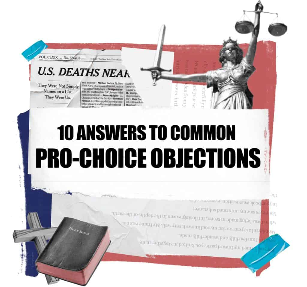 pro-choice objections