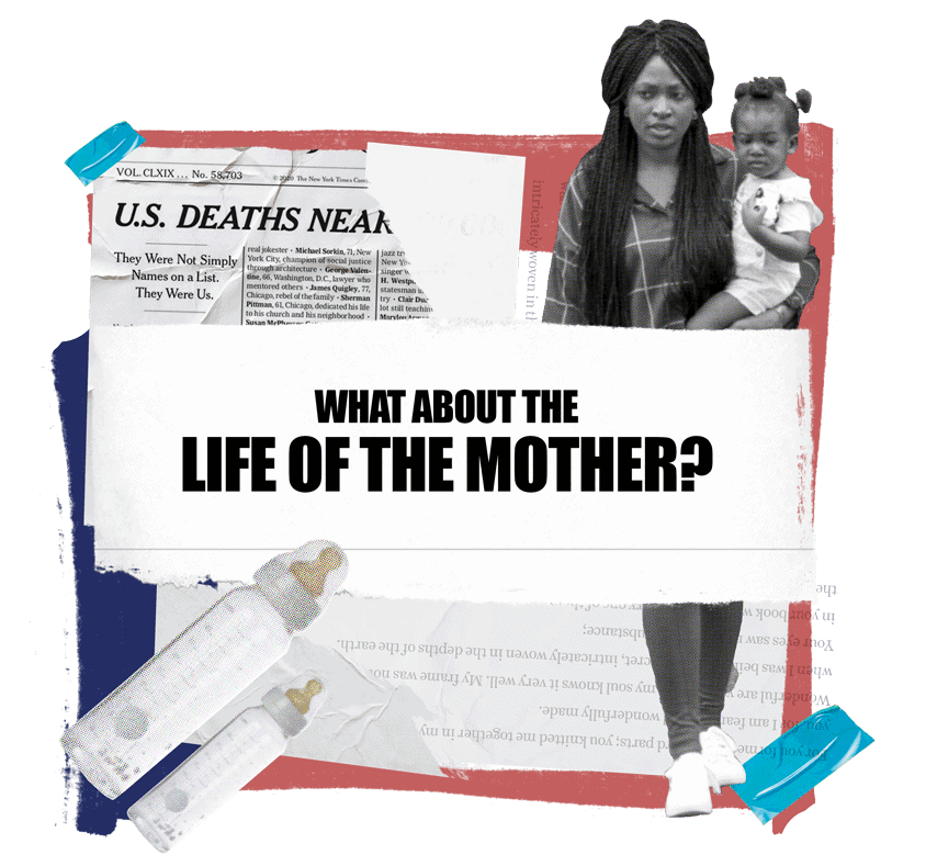 life of the mother