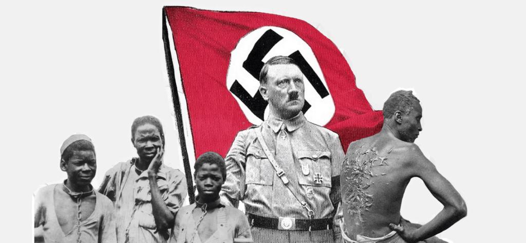hitler and slavery