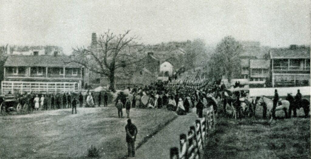 Metting in Gettysburg