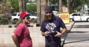 preaching outside abortion mills